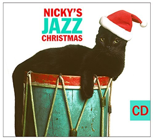 Nicky The Jazz Cat Nicky's Jazz Christmas Digipak