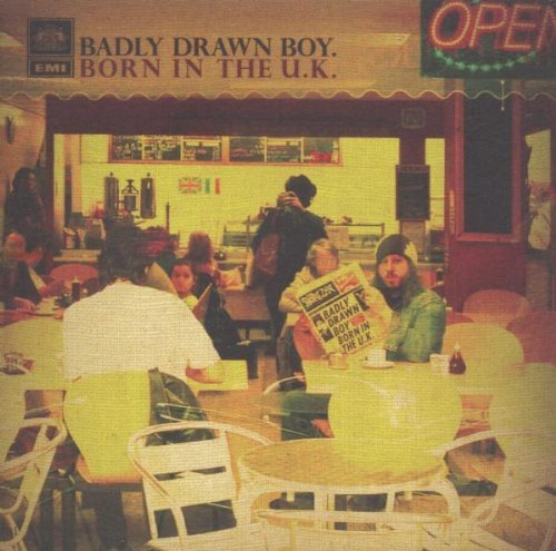 Badly Drawn Boy Born In The Uk Import Eu