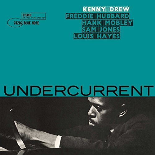 Kenny Drew Undercurrent Remastered Rudy Van Gelder Editions