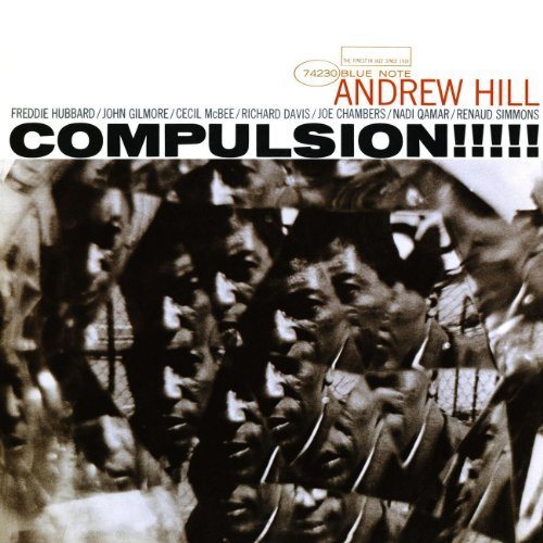 Andrew Hill Compulsion Remastered Rudy Van Gelder Editions