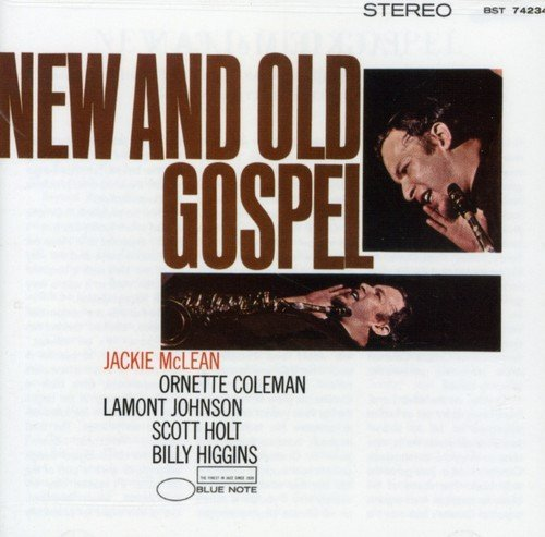 Jackie Mclean New & Old Gospel Remastered Rudy Van Gelder Editions