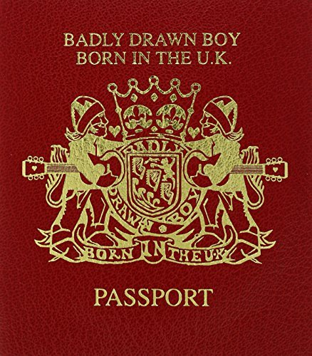 Badly Drawn Boy Born In The U.K. Lmtd Ed.