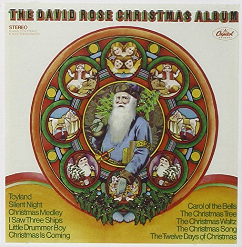 David Rose David Rose Christmas Album Remastered