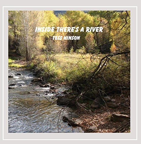Tess Hinson Inside There's A River CD R