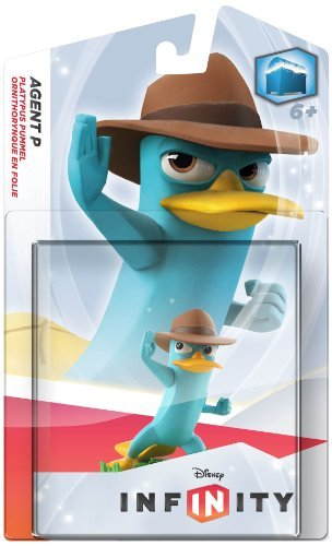 Disney Infinity Figure Infinity Figure Agent P Can Be Used For All Systems