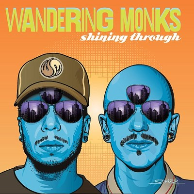 Wandering Monks Shining Through