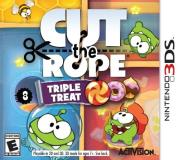 Nin3ds Cut The Rope Triple Threat