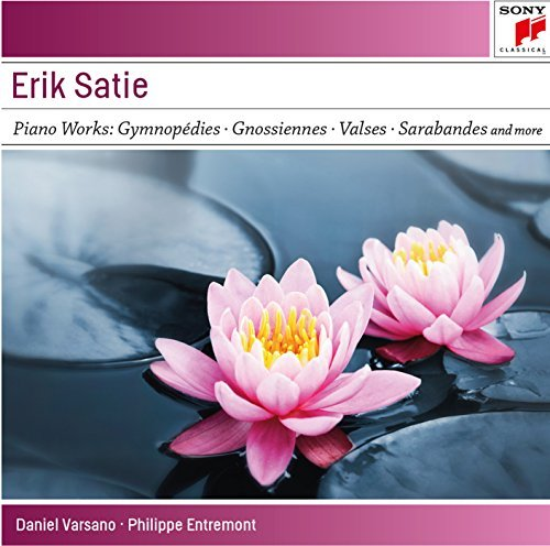 Philippe Entremont Satie Piano Works