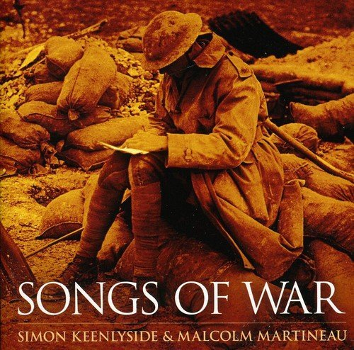 Simon Keenlyside Songs Of War CD R