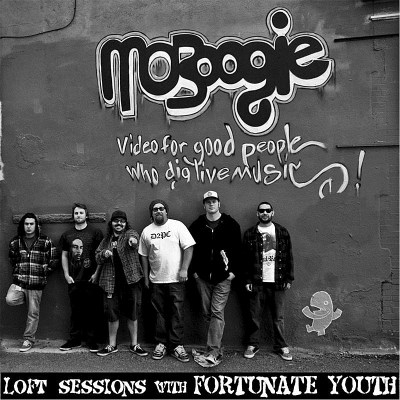 Fortunate Youth Moboogie Loft Sessions With Fo