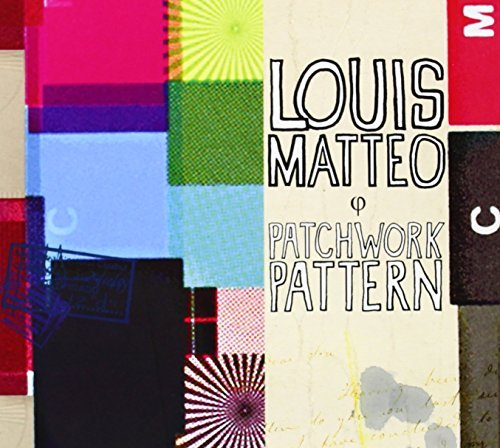 Louis Matteo Patchwork Pattern