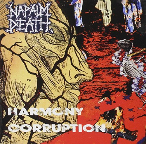 Napalm Death Harmony Corruption