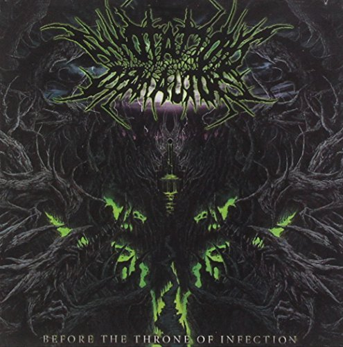 Annotations Of An Autopsy Before The Throne Of Infection Incl. DVD