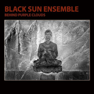 Black Sun Ensemble Behind Purple Clouds