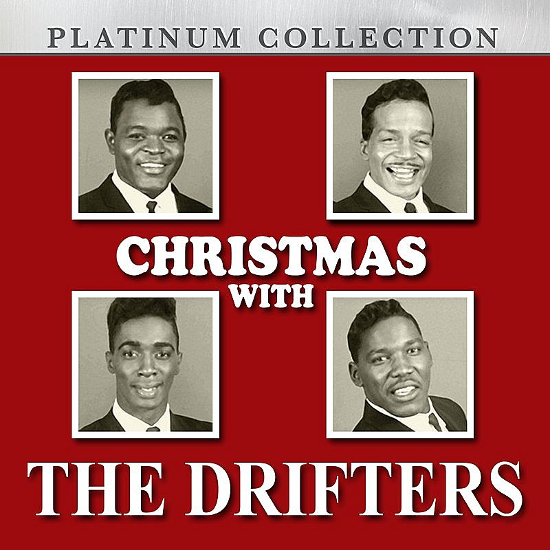 Drifters Christmas With The Drifters