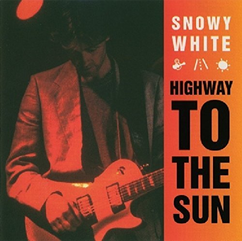 White Snowy Highway To The Sun Import Eu