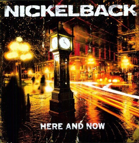 Nickelback Here & Now 180gm Vinyl