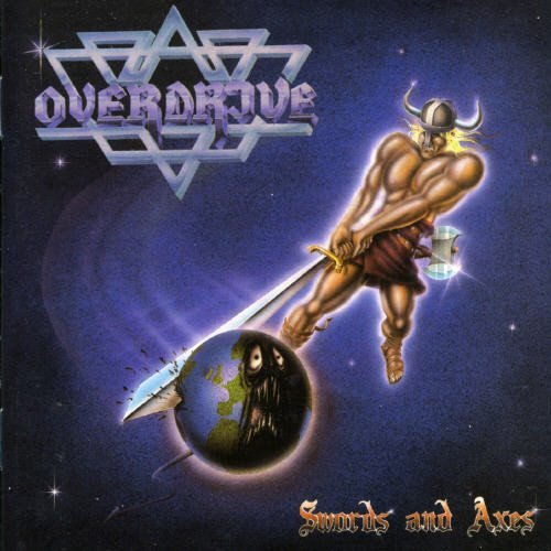 Overdrive Swords & Axes Import Deu Incl. Bonus Track