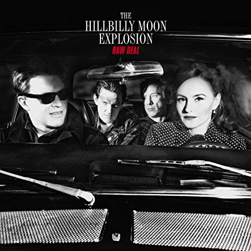 Hillbilly Moon Explosion Raw Deal Import Gbr
