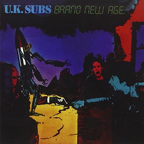 Uk Subs Brand New Age Import