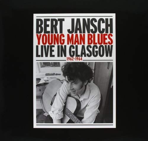 Bert Jansch Young Man Blues Live In Glasg 2 Lp