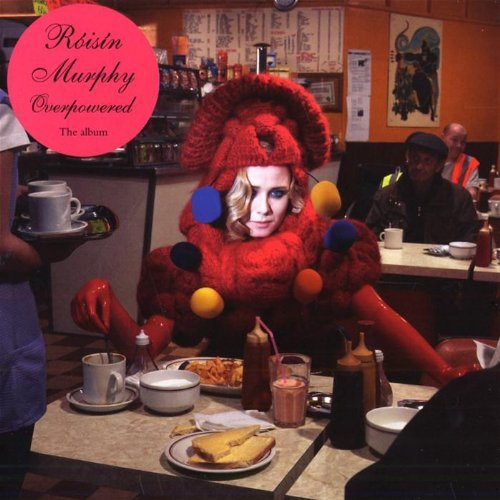 Roisin Murphy Overpowered Import Eu