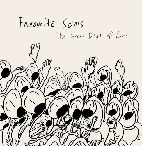 Favourite Sons Great Deal Of Love Digipak