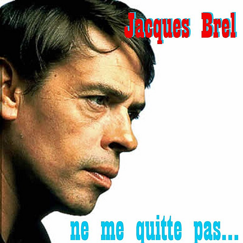 Jacques Brel Ne Me Quitte Pas Import Eu 2 CD