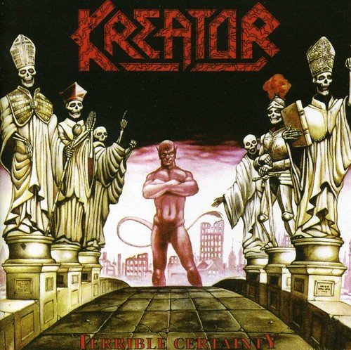 Kreator Terrible Certainty Import Arg