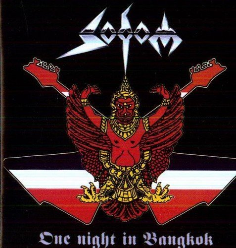 Sodom One Night In Bangkok Import Arg 2 CD