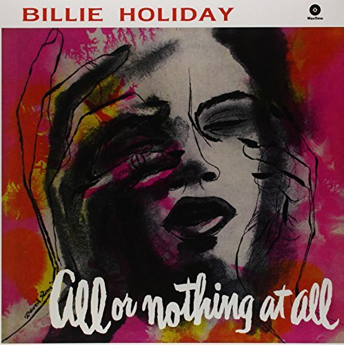 Holiday Billie All Or Nothing At All Import Esp 180gm Vinyl