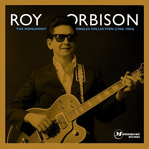 Roy Orbison Monument Singles Collection Import Eu Monument Singles Collection