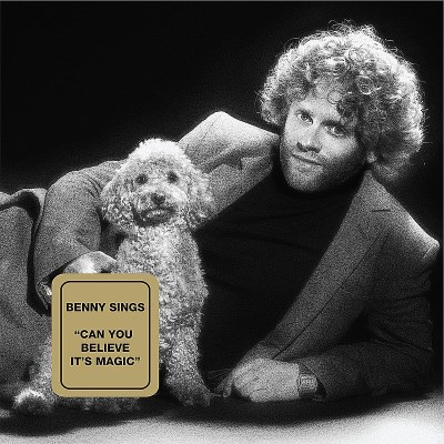 Benny Sings Can You Believe It's Magic 7 Inch Single B W Big Brown Eyes (gold 7')