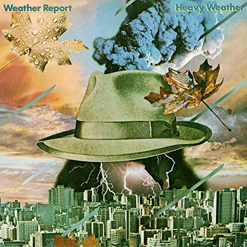 Weather Report Heavy Weather Import Eu 180gm Vinyl