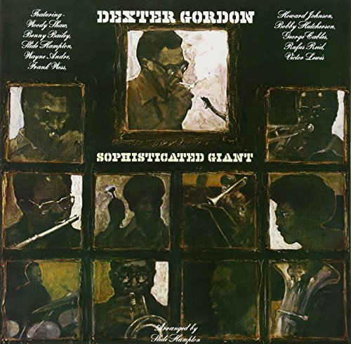 Dexter Gordon Sophisticated Giant Import Eu Sophisticated Giant