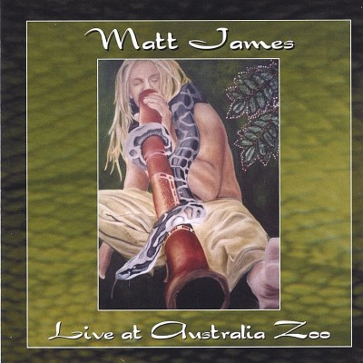 James Matt Live At Australia Zoo