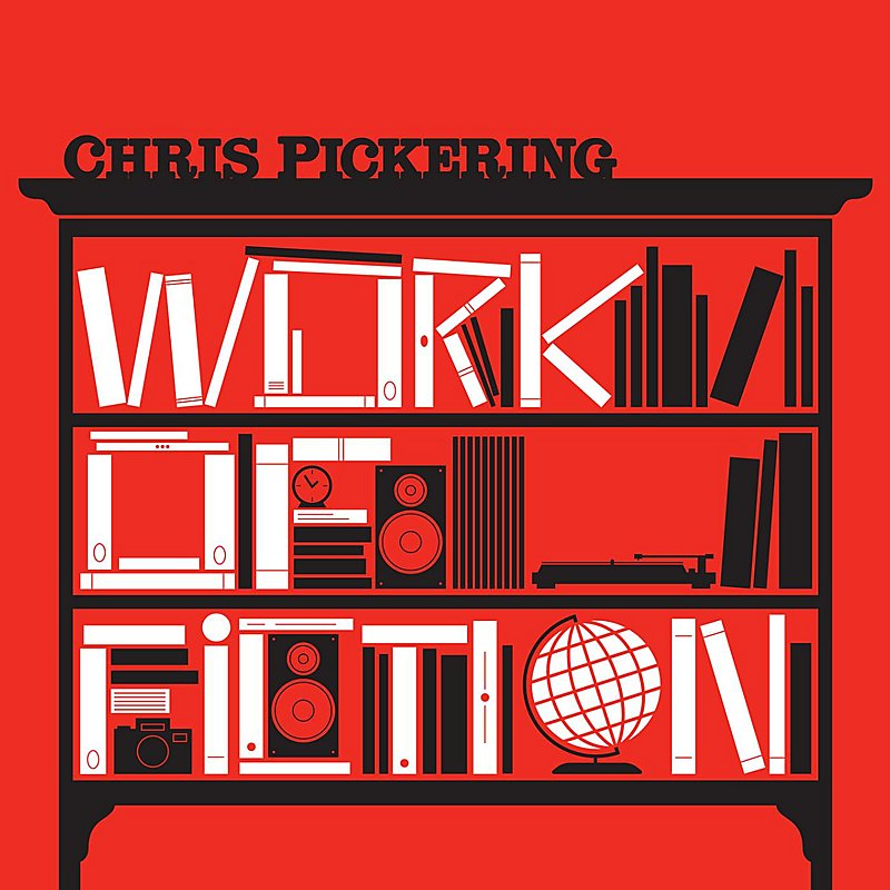 Pickering Chris Work Of Fiction Import Aus