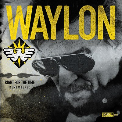 Waylon Jennings Right For The Time (remembered