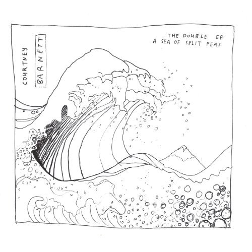 Courtney Barnett Double Ep A Sea Of Split Peas