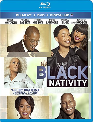 Black Nativity Black Nativity Blu Ray Ws Pg DVD