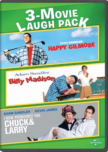 3 Movie Laugh Pack Happy Gilm 3 Movie Laugh Pack Happy Gilm Ws Pg13 2 DVD