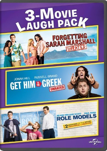 3 Movie Laugh Pack Forgetting 3 Movie Laugh Pack Forgetting Ws Nr 2 DVD