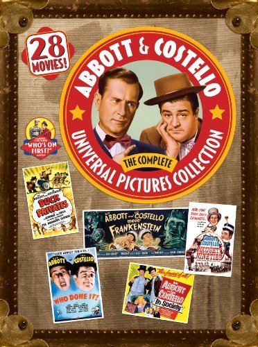 Abbott & Costello Complete Universal Pictures Collection DVD Nr