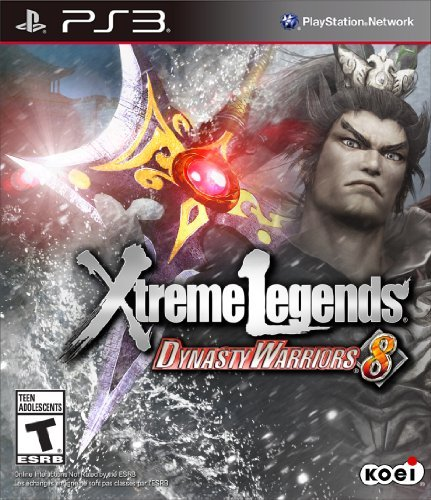 Ps3 Dynasty Warriors 8 Xtreme Legends