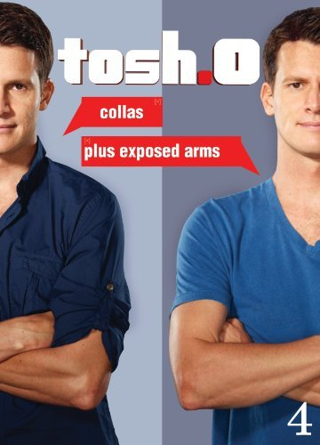 Tosh.O Collas & Exposed Arms DVD Nr