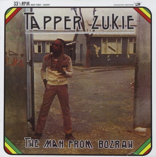 Tapper Zukie Man From Bozrah