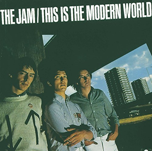 The Jam This Is The Modern World Explicit Import Eu This Is The Modern World