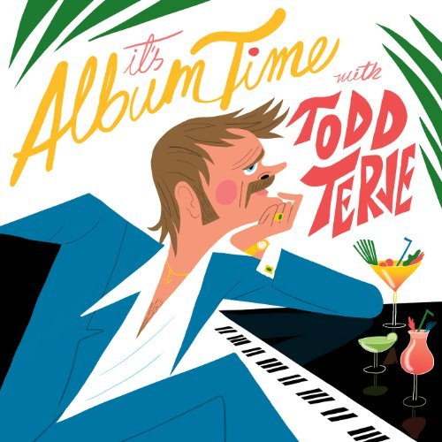 Todd Terje It's Album Time 2 Lp Incl. Download