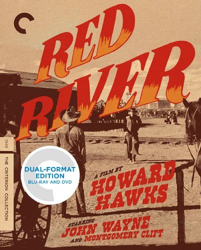 Red River Wayne Clift Dru Blu Ray DVD Nr Criterion Collection