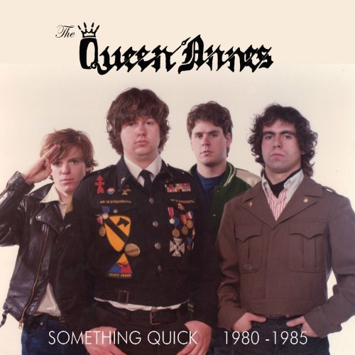 Queen Annes Something Quick 1980 1985